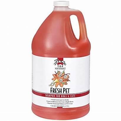 Shampoo Pet Fresh Gallon Performance Dog Grooming