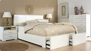 Welche Wandfarbe Schlafzimmer : schlafzimmerm bel in wei 42 super ideen ~ Markanthonyermac.com Haus und Dekorationen