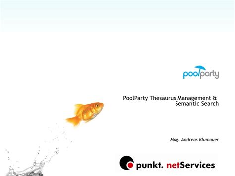 poolparty thesaurus management