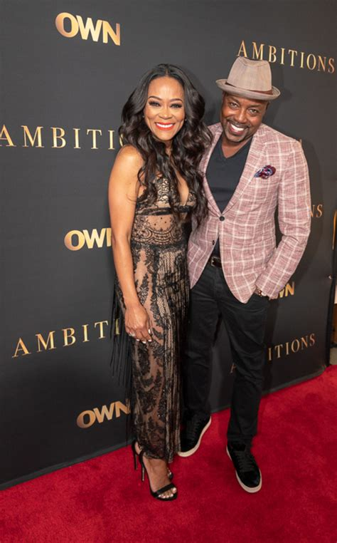 tune  alert robin givens dishes ambitions midseason