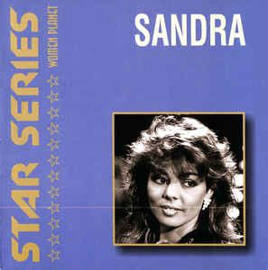 sandra star series  cd discogs