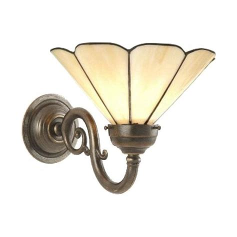 replica or edwardian period wall light with