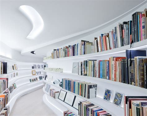 modern bookshelves interior decoration