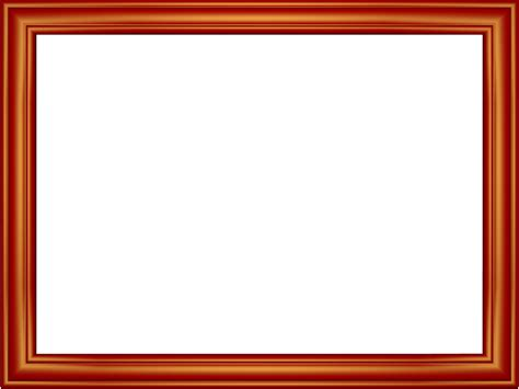 Border Picture Hd by Border Frame Transparent Background For