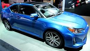 Tc Automobile : scion tc 2015 blue image 390 ~ Gottalentnigeria.com Avis de Voitures