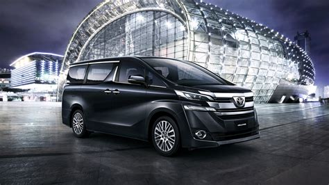 Toyota Vellfire Wallpapers by Toyota Vellfire Mpv Travel In Style
