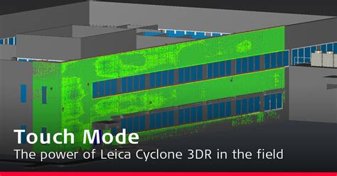 Leica Cyclone 3DR pieskariena režīms - GPS Partners ...
