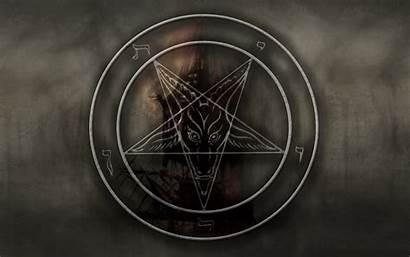 Pentagram Pc Pentacle Wiccan Inverted Wallpapers Desktop