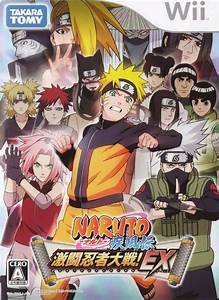 Naruto Shippuden Gekitou Ninja Taisen Ex Gamespot