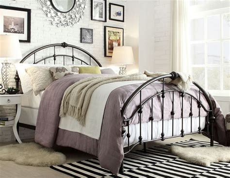 Iron Queen Bed Frame Style