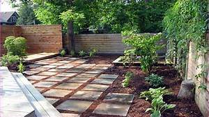 Backyard ideas on a budget hd youtube for Tips must try small patio ideas
