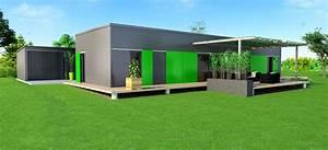 kit maison ossature metallique ventana blog With maison en kit ossature metallique