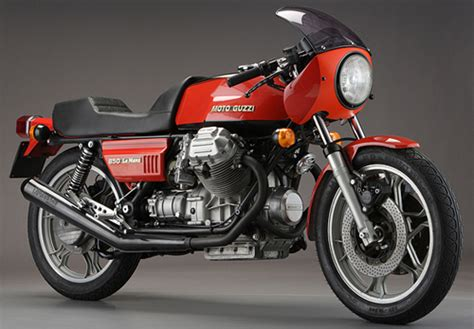 Moto Guzzi V 850 Le Mans Italian 1975-1980 Service Repair