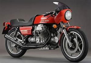 Moto Guzzi V 850 Le Mans Italian 1975