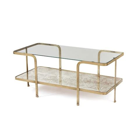 gold mirrored coffee table gold frame antique mirror coffee table