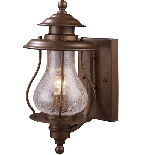 elk lighting 62005 1 wikshire coffee bronze 7 inch 1