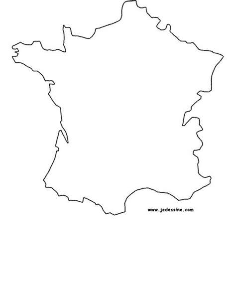 Carte De Par Département à Colorier by Coloriage204 Coloriage Carte De
