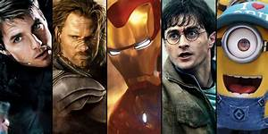 Highest, Grossing, Franchises, Of, All, Time, At, The, Box, Office