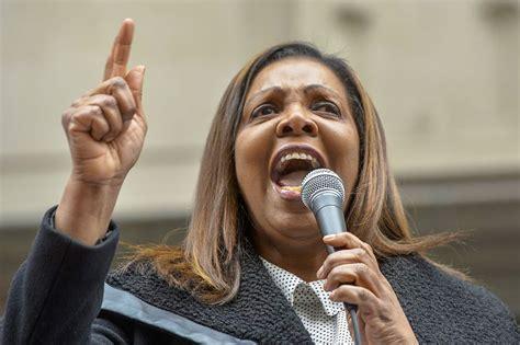 letitia james launches campaign  attorney general