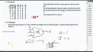 Boolean Algebra - Practice  1  3