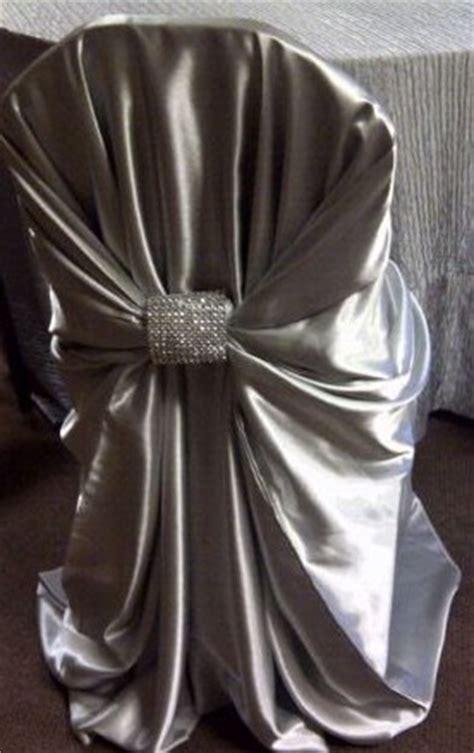 bling chair cuff wedding items  sale diamond mesh