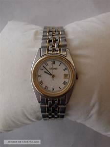 Römische Zahlen Uhr : seiko 7n82 bicolor datum damenuhr uhr r mische zahlen edelstahl sxdb96p1 ~ Orissabook.com Haus und Dekorationen