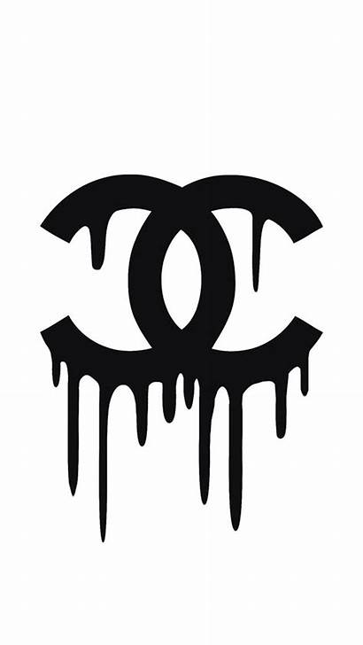 Chanel Iphone Wallpapers Dripping Phone Coco Backgrounds
