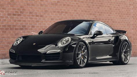 911 Turbo S Wheels by Pfaff Porsche 911 Turbo S On Hre Wheels