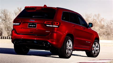 jeep grand cherokee srt wallpapers  hd images