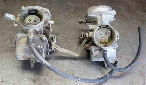 rebuild honda cb350 keihin cv carburetors classic