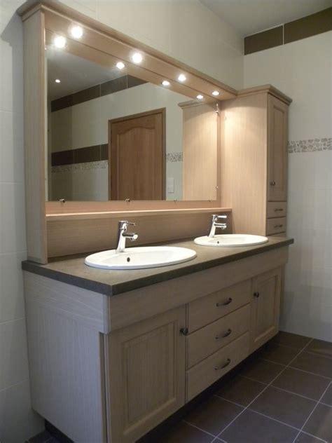 but cuisines fr salle de bains contemporaine chêne naturel verni mat gilles martel