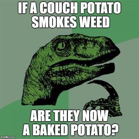 Couch Meme - philosoraptor meme imgflip