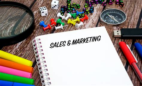 Sales and marketing overview | Start Up Donut