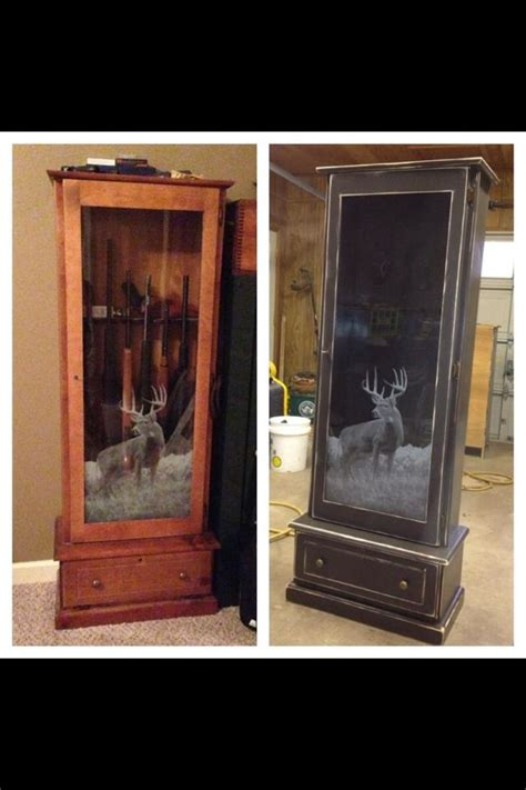 gun cabinet accessories woodworking projects plans