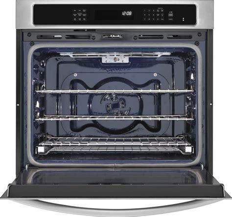 kitchenaid kebsbbl  built  electric single wall oven   watt broil element true