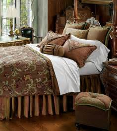 luxury bedding by eastern accents amelie collection