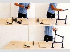 Muebles De Estilo Industrial Con El 12 De