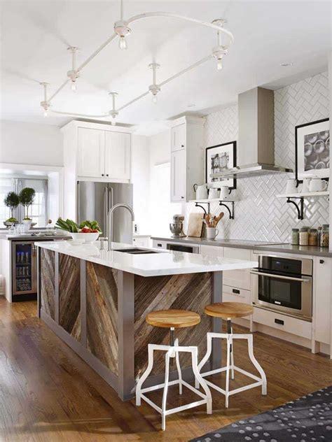 brilliant kitchen island ideas    statement