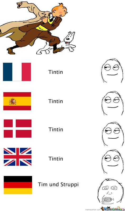 Germany become the first team ever to reach four straight. The Many Names For Tintin, Wait Germany? What Are You ...