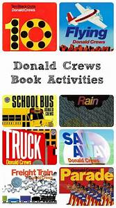 Donald Crews Book Activities | Preschool books, Book ...