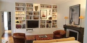 Meubles Bibliotheque Tv Hifi Ides De Dcoration