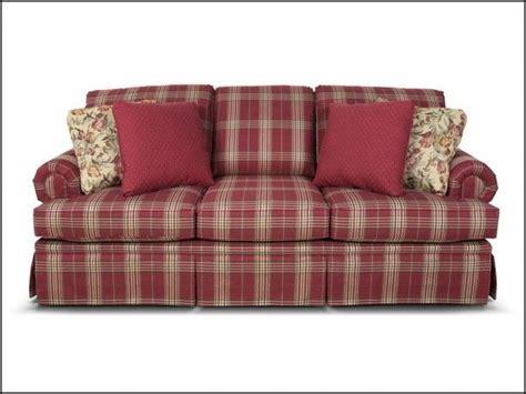 plaid loveseat best 25 plaid sofa ideas on cabin interiors