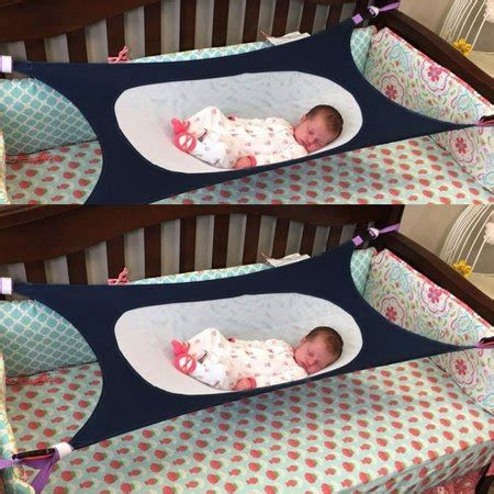 Hammock Baby Bed by Infant Safety Baby Hammock Print Newborn Children S
