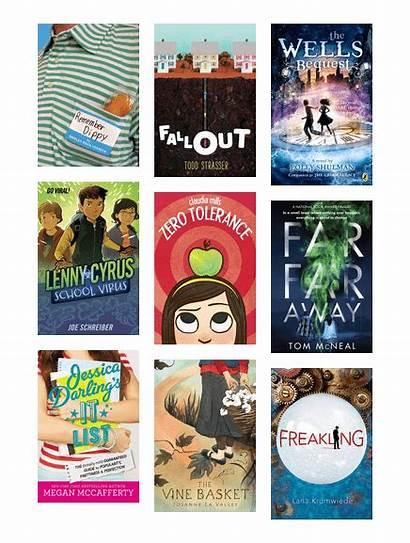 8th Books Graders Grade 7th Popular Reading