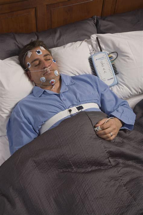 Sapphire Psg Full Sleep Study Type I On Sleeping Patient