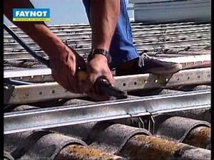 Renovation Toiture Fibro Ciment Amiante : surtoiture etanch it sur fibro youtube ~ Nature-et-papiers.com Idées de Décoration