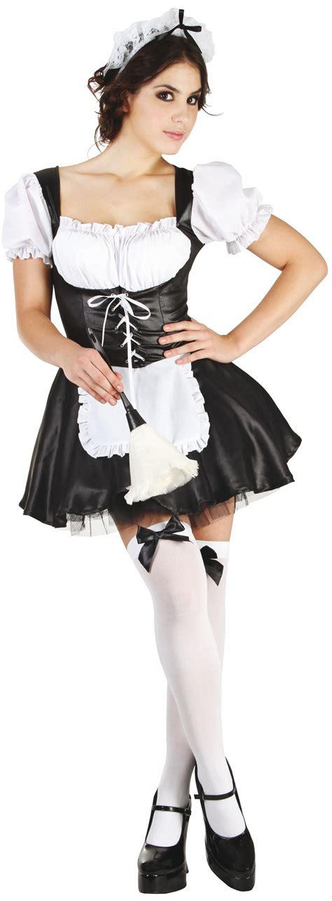 déguisement femme de chambre déguisement servante