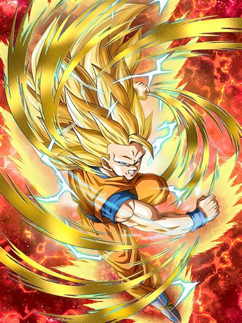astounding  evolution super saiyan  goku db