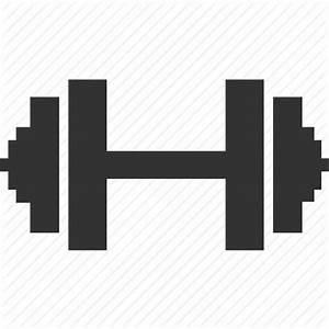 Barbell, dumbbell, fitness, kettlebell, sport, weight icon ...