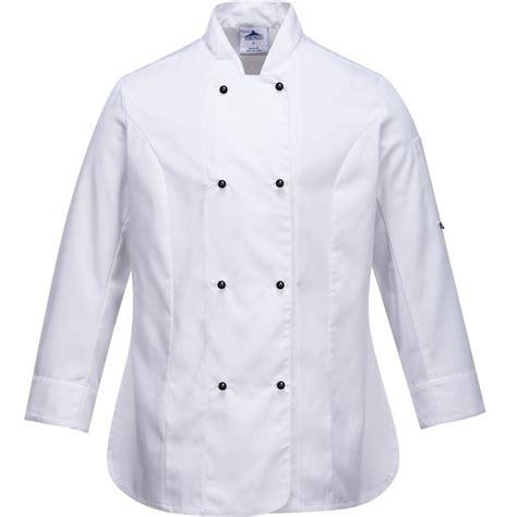 veste cuisine personnalis馥 veste de cuisine femme g noa veste de cuisine femme veste de cuisine femme manches longues peut bouillir veste de cuisine femme